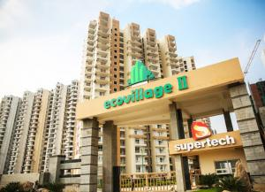 Own A Lavish Home In Supertech Eco Village II. 9250001807