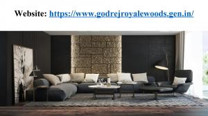 Godrej Royale Woods - Houses In North Bangalore